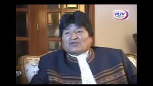Evo Morales Interview